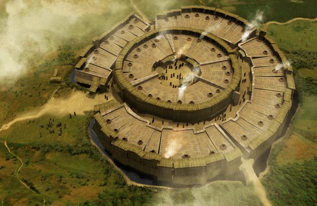 Аркаим — город, храм, обсерватория..jpg