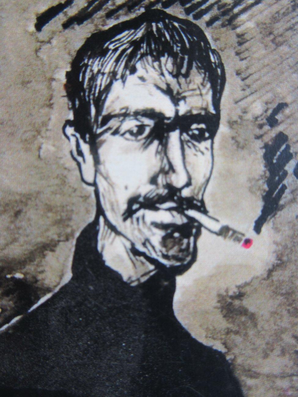 А. Карамазов. Автопортрет.jpg