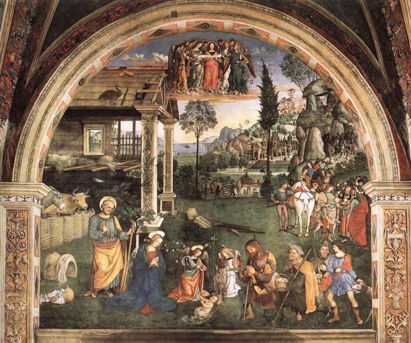 Бернардино-ди-Бетто-Пинтуриккио--Adoration-Of-The-Child.jpg