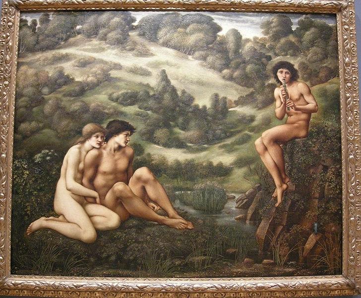 Бёрн-джонсEdward_burnejones_giardino_di_pan_188687.JPG