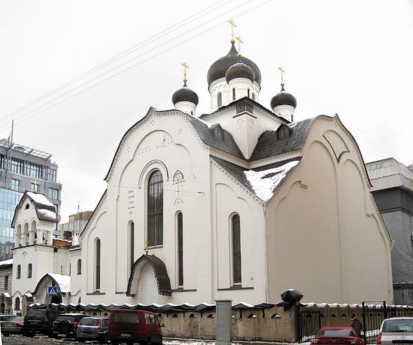 Знамения Пресвятой Богородины церковь старообрядцев Поморского согласия  1907photo_38-39661.jpg