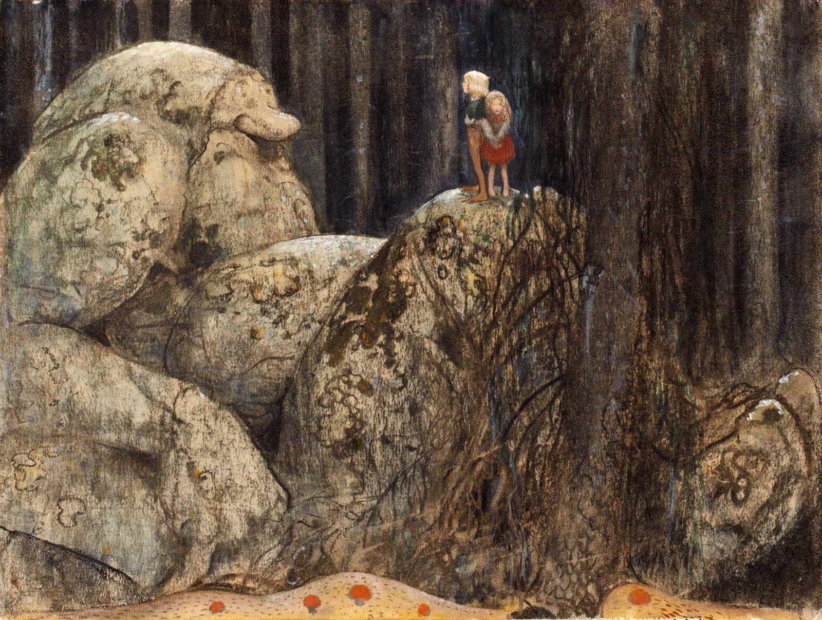 Йон Бауэрthe-child-and-the-stone-troll-john-bauer.jpg