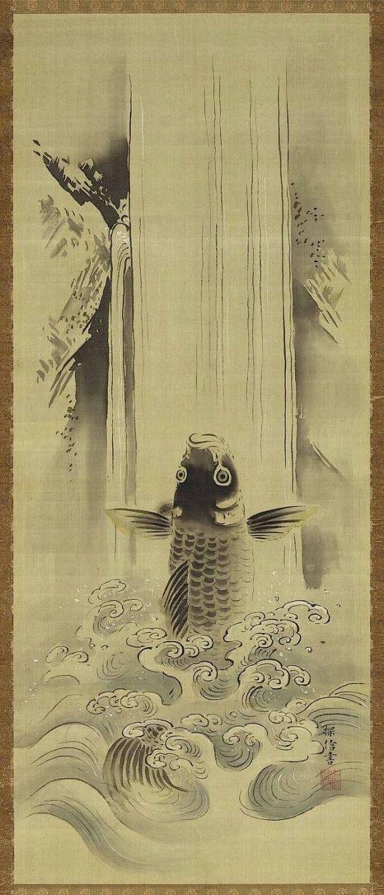 Кано Тансин Моримаса (1653-1718)0_78644_80916014_orig.jpeg