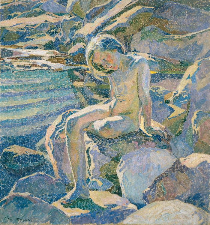 Карл Вильхельмсон (1866-1928)sommar_i_skaren_1915.jpg