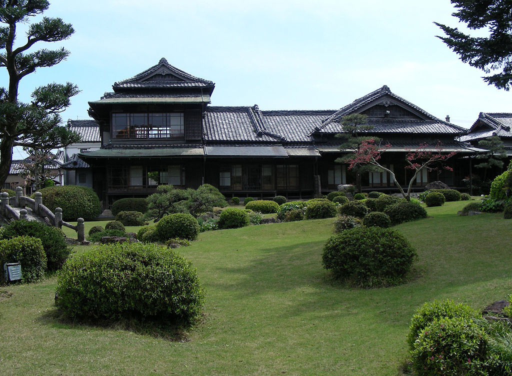 КюитодэнэмонOld_Ito_Den-emon_Residence.JPG