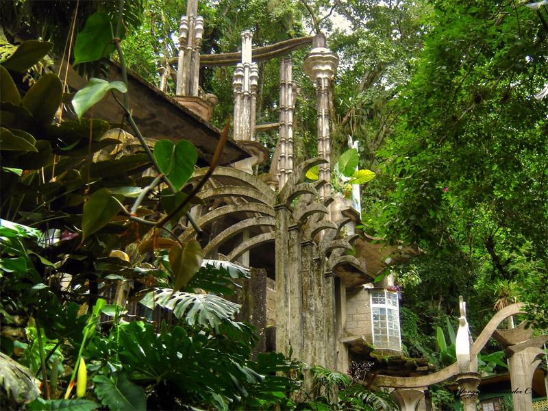 Лас Позас, Мексика (The Gardens of Las Pozas, Xilitla, Mexico).jpg
