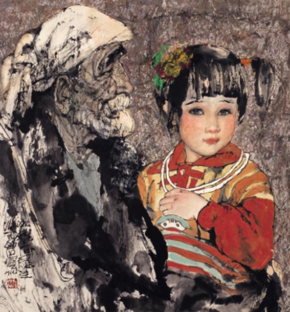 Лян Яньthe-girl-of-the-mountain.jpg