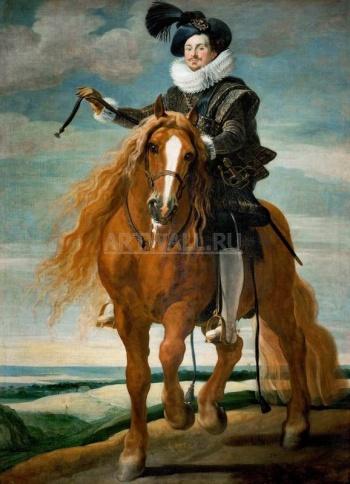 Маркиз де Леганес на лошади Веласкес.jpg