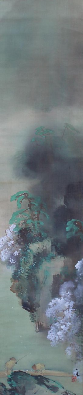 Мори Гэцудзё, Mori Getsujo (1887-1961)10042Pnor.jpg