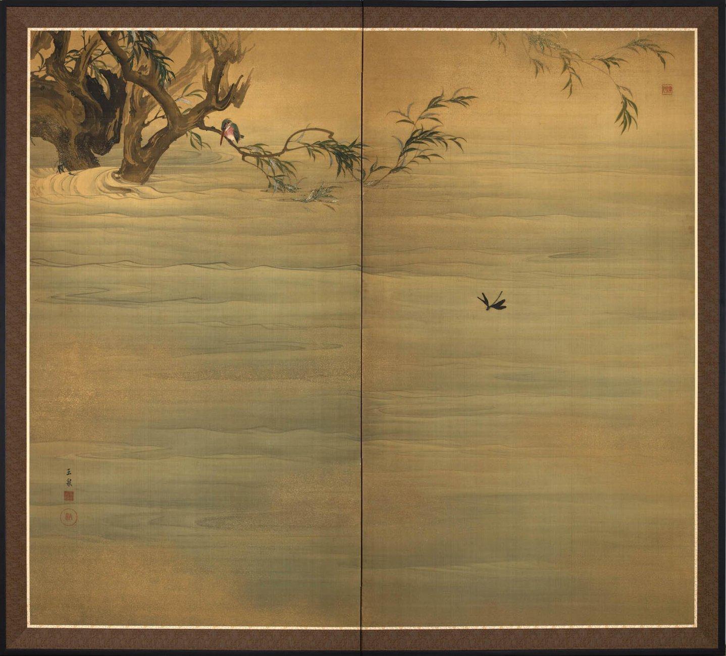 Мотидзуки Гёкусэн, Mochizuki Gyokusen (1834 -1913)6807.jpg