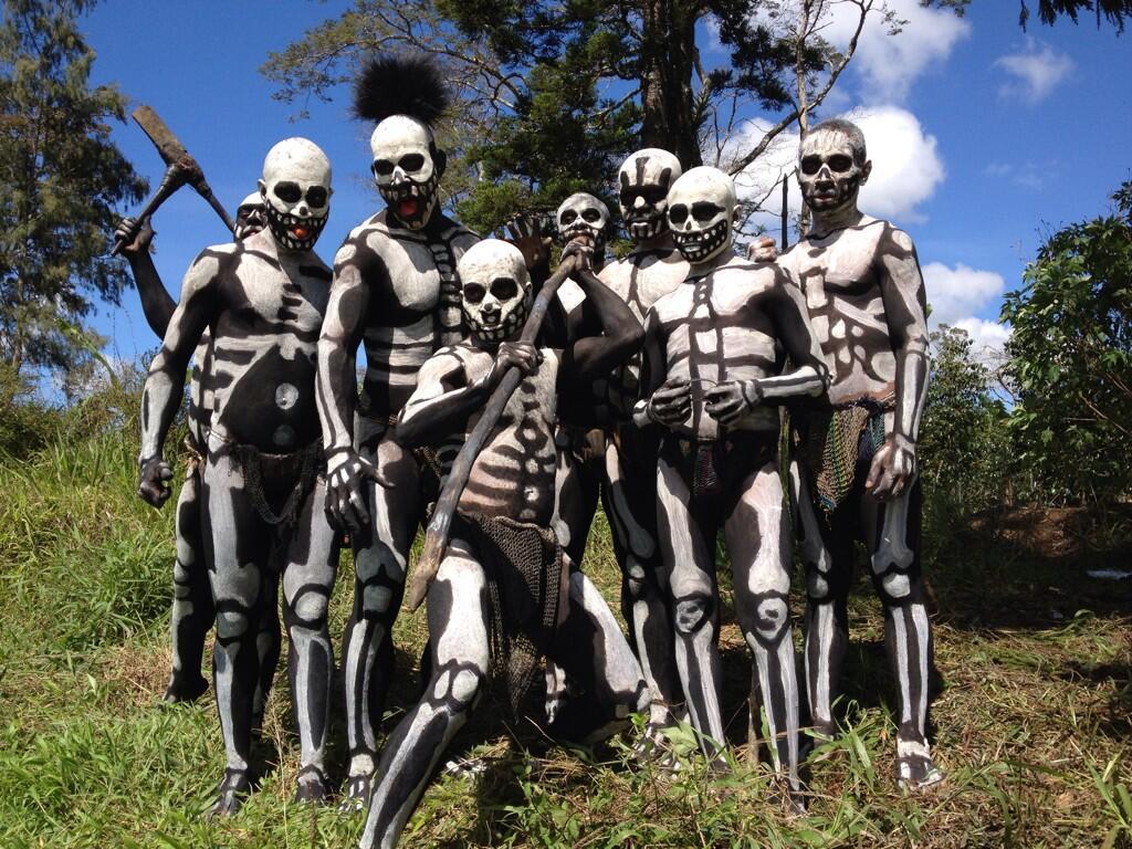 Папуасы племя скелетов фото (16).jpg