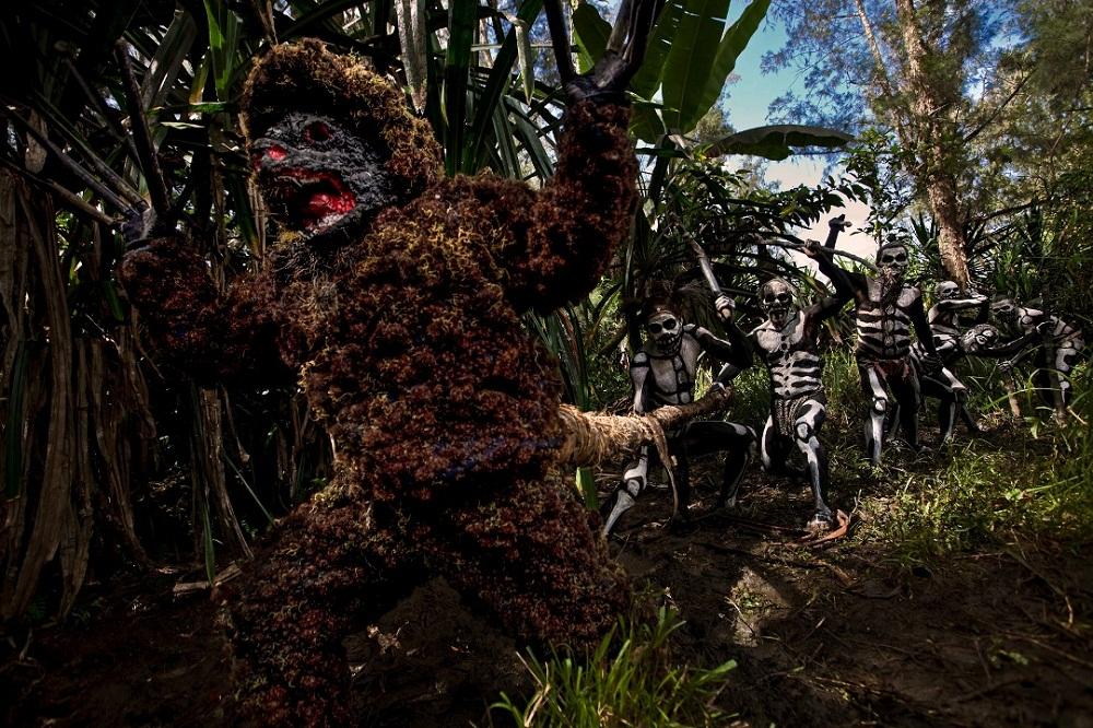 Папуасы племя скелетов фото (3).jpg
