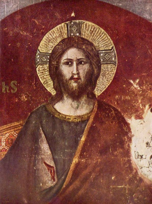 Пьетро Каваллини-Цисуд. Деталь  Христос.jpg