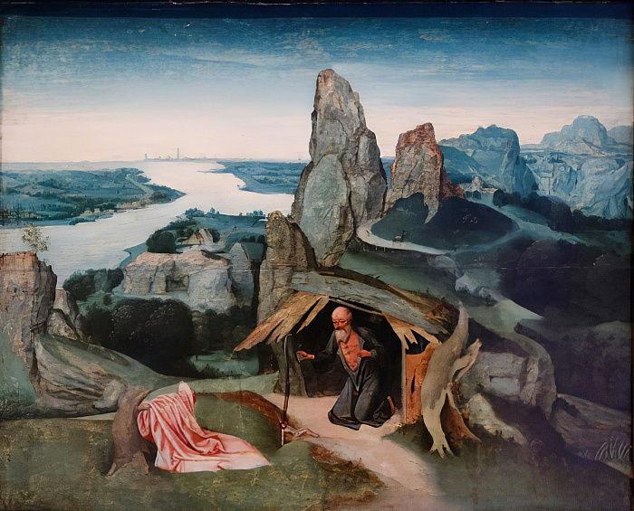 Святой Иероним в пустыне, 1530 ).jpg