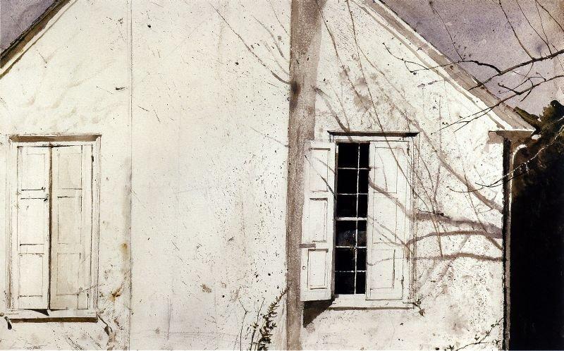 Эндрю Уайет - белый дом.jpg