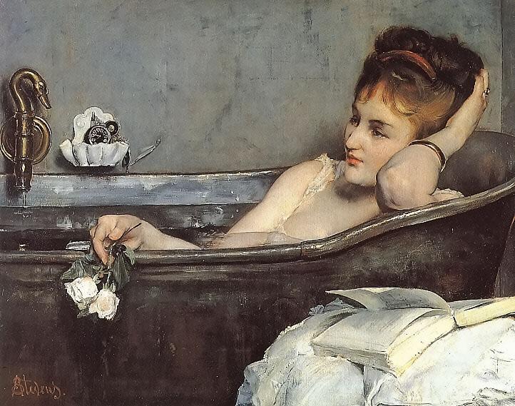 белг стевенсthe-bath.jpg