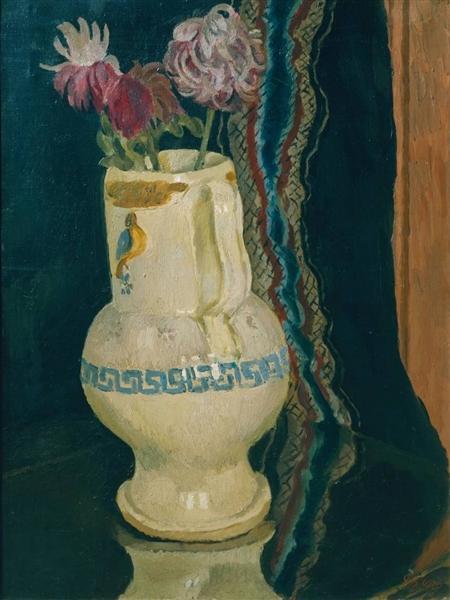 ванесса белл chrysanthemums-1920.jpg!Large.jpg