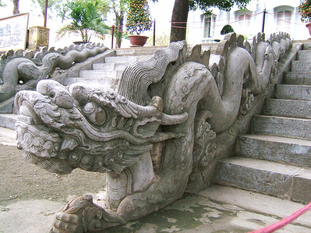 век1024px-Dragon_(Le_dynasty,_Vietnam).jpg