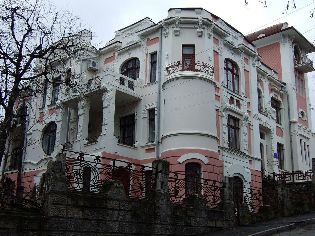 виннни особняк четкова 280px-Pushkin_street_Vinnytsya_new.jpg
