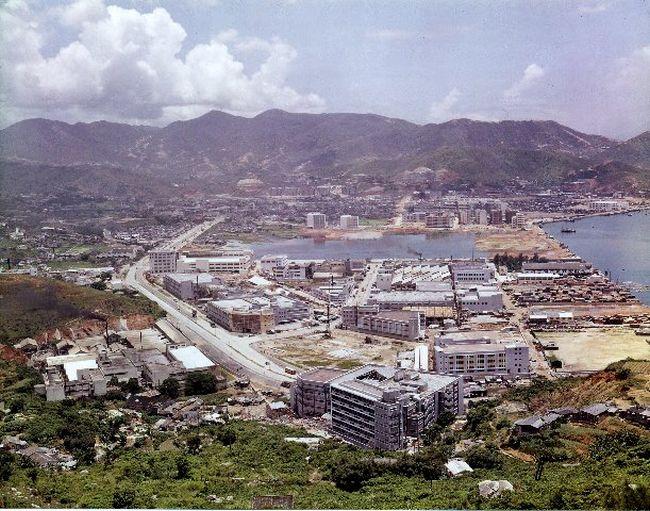 гонTsuen_Wan_New_Town_1961.jpg