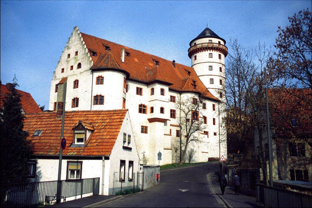 грумбах Rimpar-Schloss.jpg