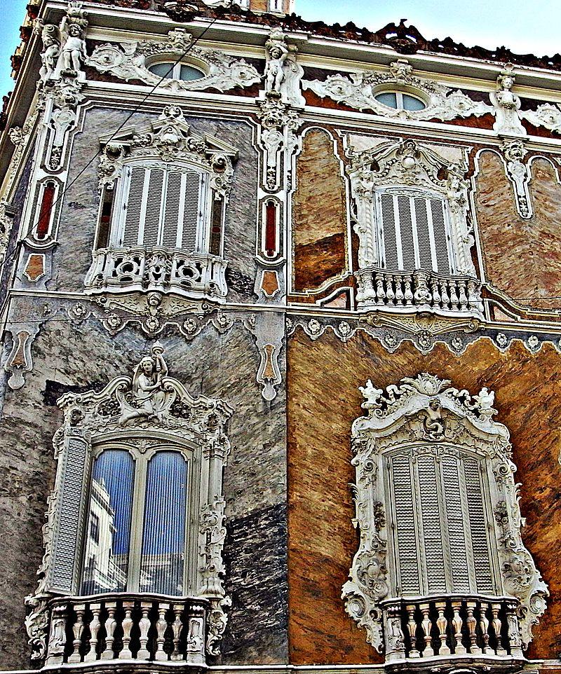исп Palau_del_Marqués_de_Dosaigües_(València)_-_3.jpg