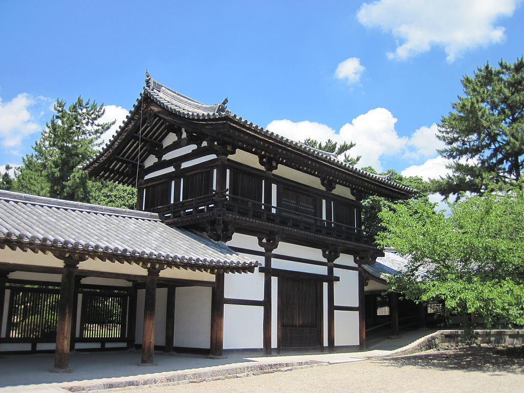 книго Horyu-ji_National_Treasure_World_heritage_国宝・世界遺産法隆寺72.JPG