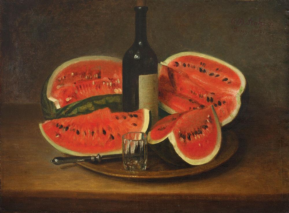 константин стахиstill-life-with-watermelons-1912.jpg
