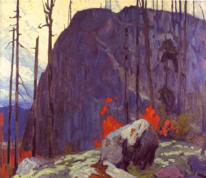 лаврен харрис канада algoma-hill-1920.jpg!Large.jpg