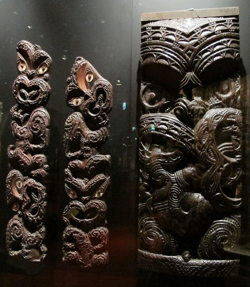 маори 19 Nuova_zelanda,_maori,_elementi_di_magazzini_rialzati,_1850_ca..JPG