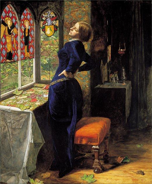 милле mariana-millais-1850.jpg