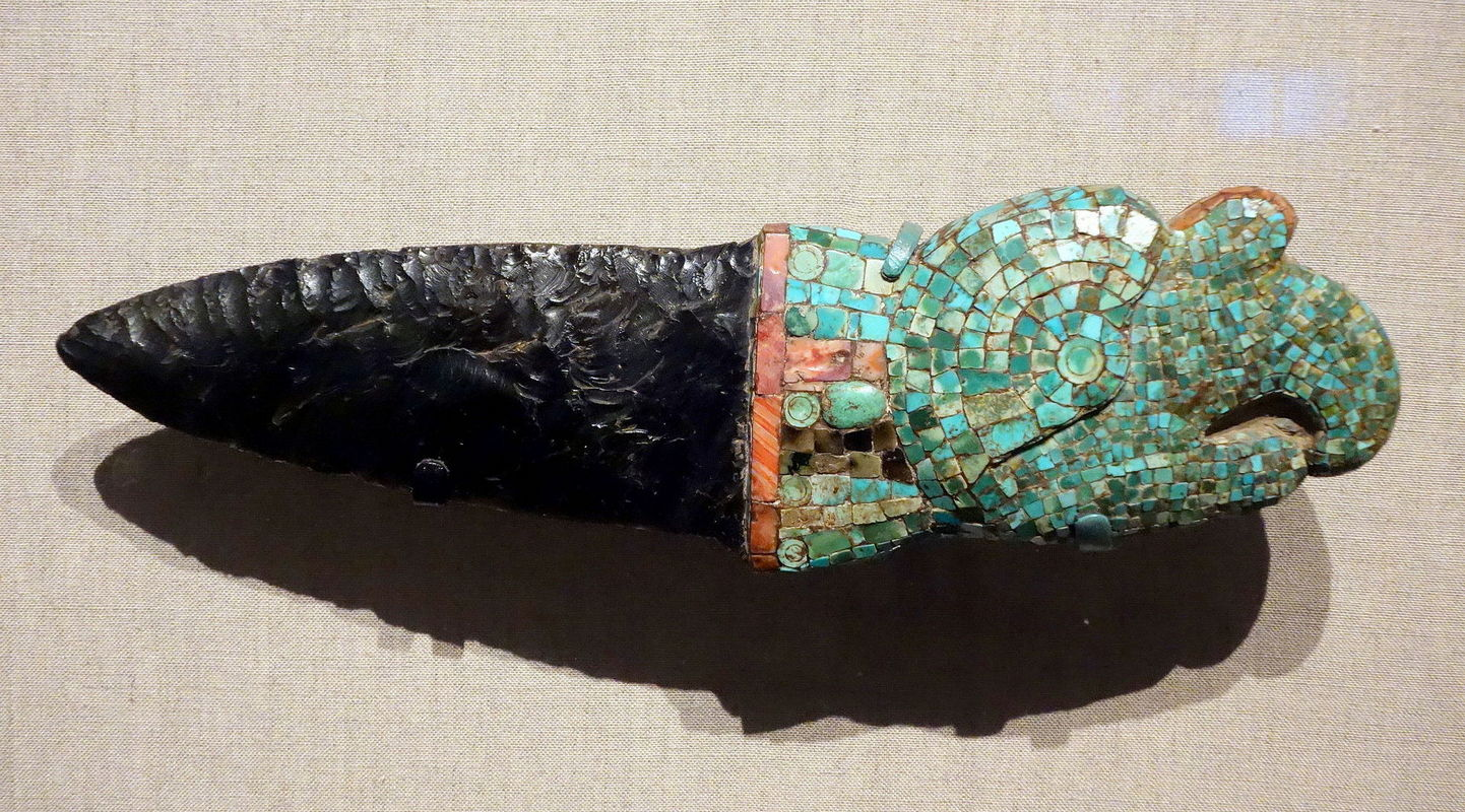 миштCeremonial_knife,_Mexico,_Alta_Highlands,_Mixtec,_c._1200-1500_AD,.JPG