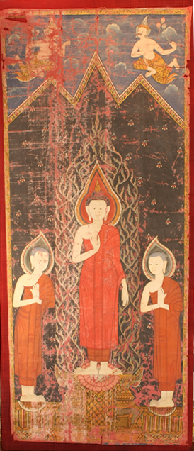нач19Thai_-_Buddha_and_Two_Disciples_-_Walters_20101217.jpg