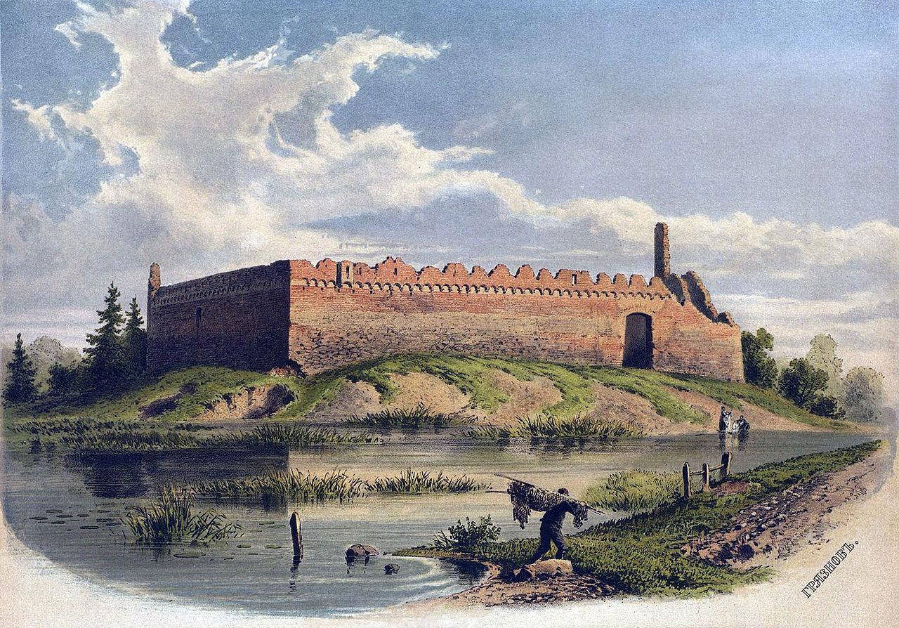 ннач 14 в лидск yfx 14 dLidzki_zamak._Лідзкі_замак_(1874).jpg