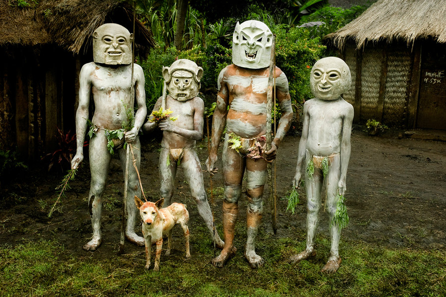 папуасы грязевые люди Асаро фото (4).jpg