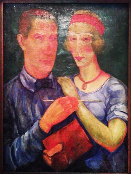 паьмовself-portrait-with-a-wife-1920.jpg!Large.jpg