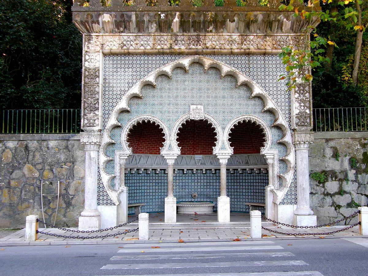 портFontaine_Mauresque_à_Sintra,_région_de_Lisbonne,_Portugal.JPG