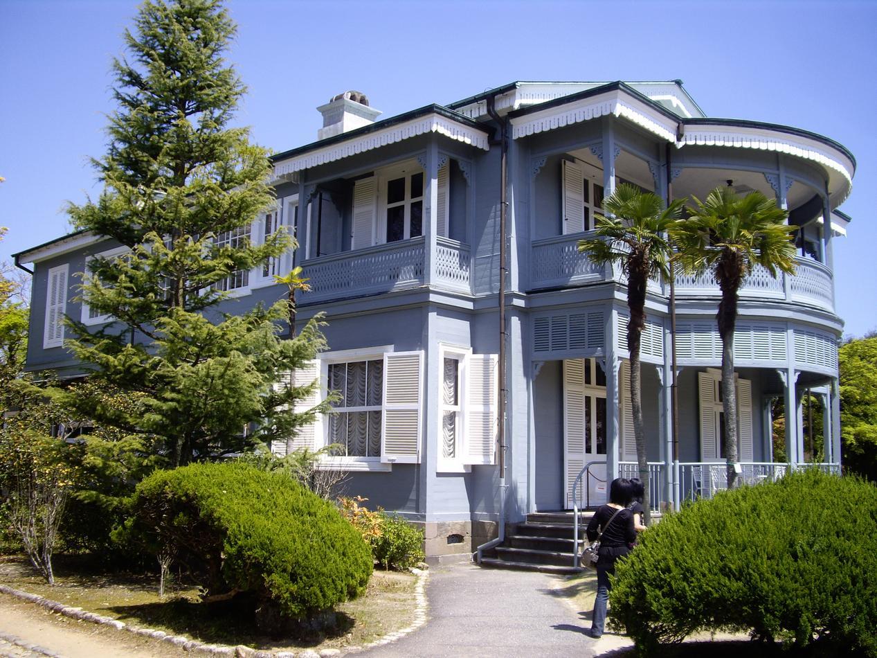 резиденция маркиза Сайго 1877 Meiji-Mura_3882209018_ac9e5584fb.jpg
