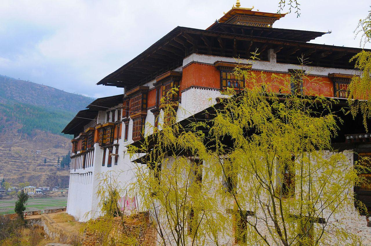 ринпунгParo_Zhong,_Bhutan_-_panoramio.jpg