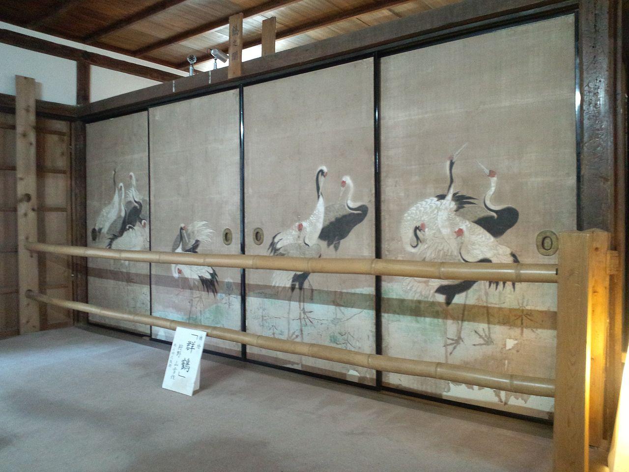 сансецу1280px-Yoshimizu-Shrine_Indoors_of_shoin_1.jpg