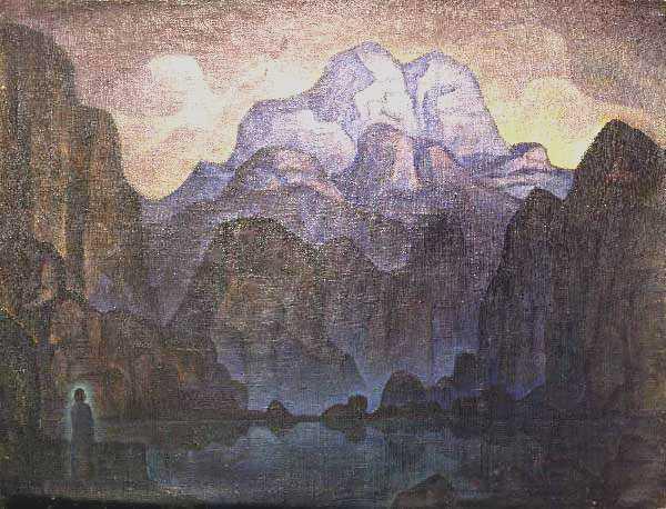 смирнов02. В горном ашраме. 1928.jpg