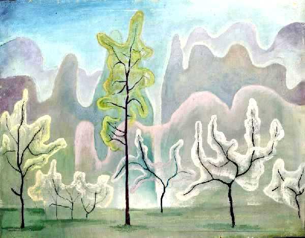 смирнов04. Цветущие яблони. 1928.jpg