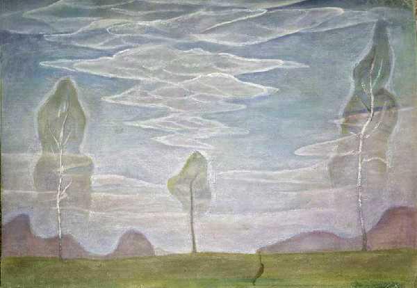смирнов05. Весенние облака. 1930.jpg