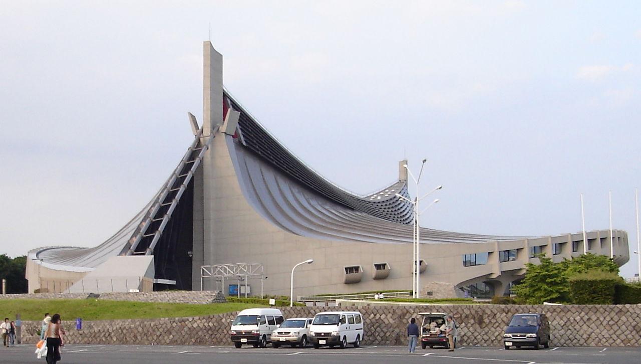 танге 1964 Yoyogi_Gymnasium.jpg