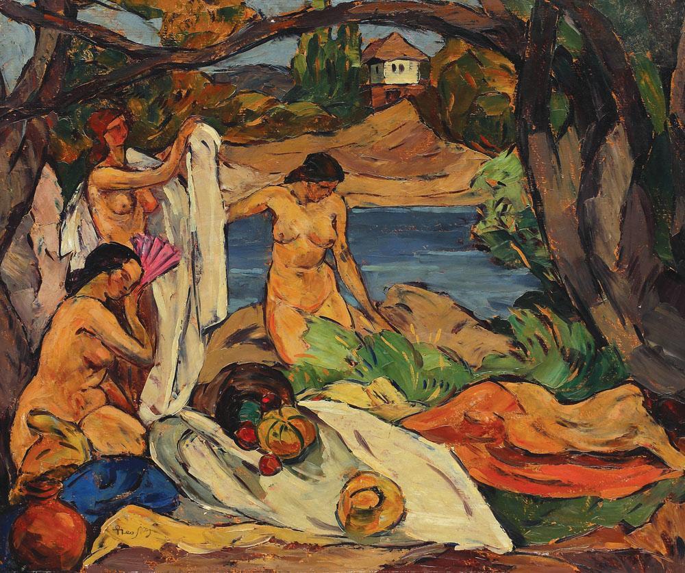 теодореску-сионby-the-water-1925.jpg