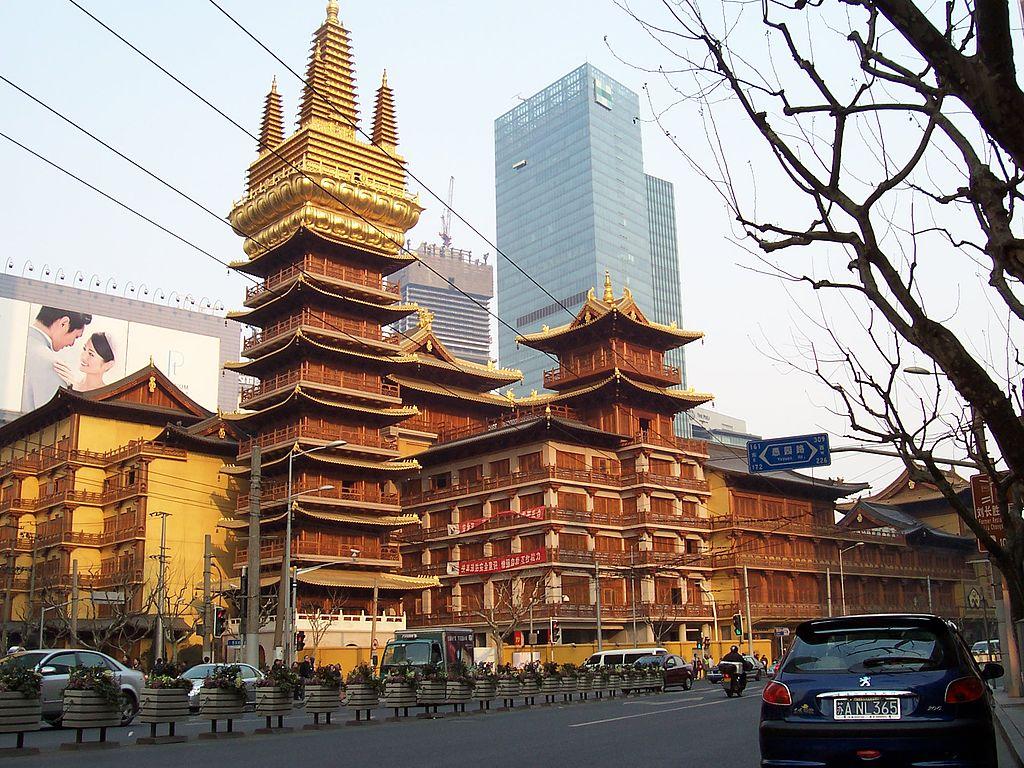 цзинанси1024px-Jing'an_Temple,Shanghai.JPG