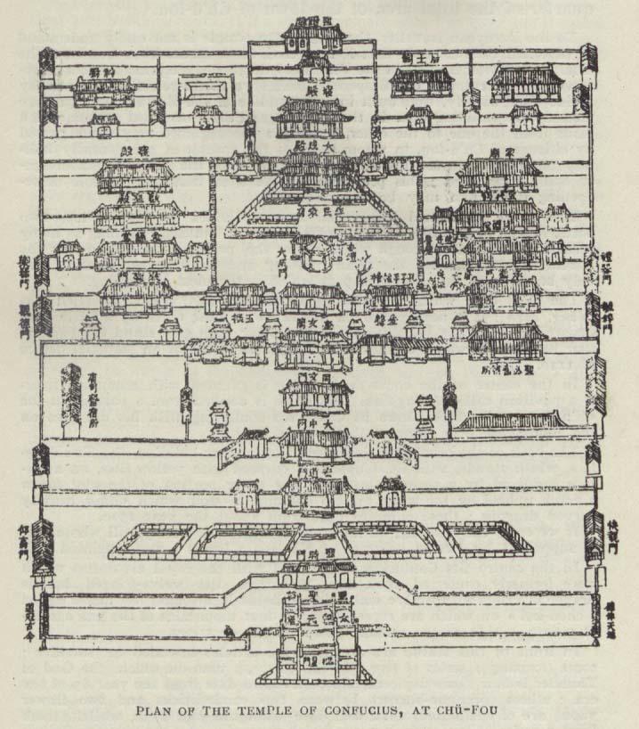 цюйфу Confucius_temple_1912.jpg