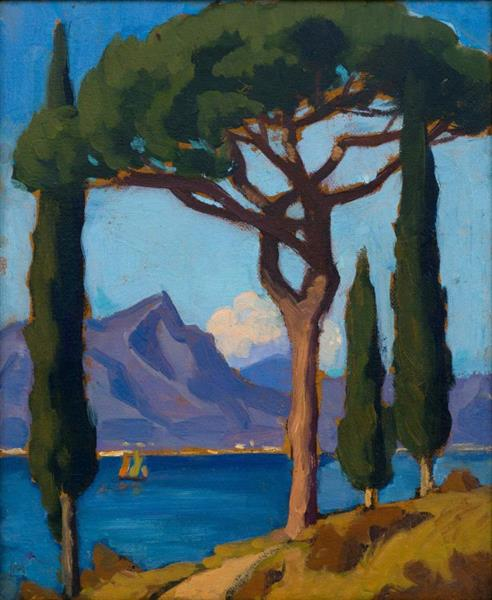 юар lake-scene-with-trees-and-mountains-1920.jpg!Large.jpg