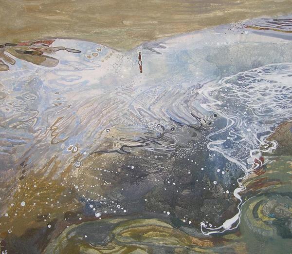 07 Tidal marks, Saltburn 28x31.jpg