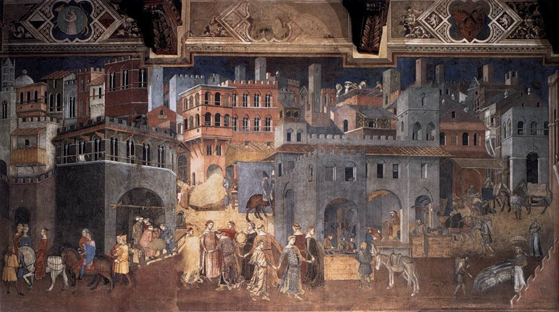 middle ages vs renaissance art periods The use of valuable materials is a constant in medieval art until the end of the period  art in the middle ages is a periods the renaissance.